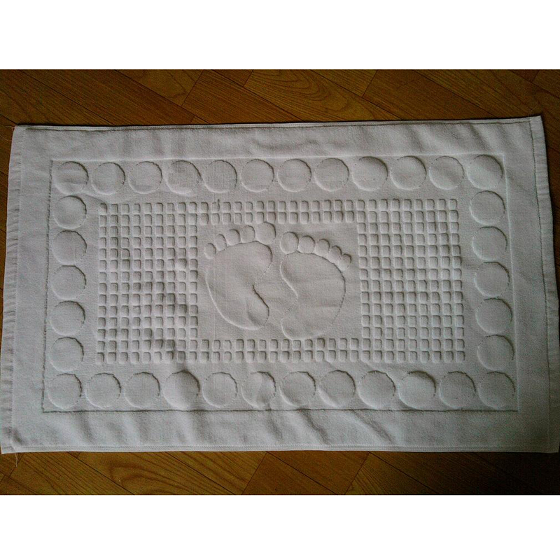 Awesome 100 Cotton Jacquard Floor Mat Home Styles Pvt Ltd Largest Home Design Picture Inspirations Pitcheantrous